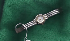 Ecclisi sterling silver watch ladies super condition new battery