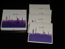 CD - CITY LOUNGE 4 - COFFRET 4 CD - 2008
