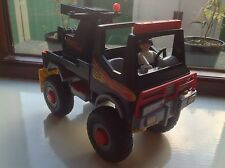 Playmobil 'Power Truck' Pick-Up Truck & Figure - Spares Or Repairs