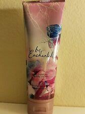 Bath & Body Works BE ENCHANTED Iced Pomegranate Sugar Petal 8 oz Body Cream NEW
