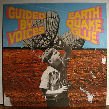 LP GUIDED BY VOICES - Earth Quake Glue  2003