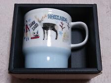 Starbucks Japan Geography Series Hokkaido Mug 2016