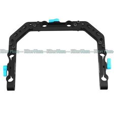 Fotga DP3000 C-shape Cage Bracket Mount for 15mm rod rail rig follow focus DSLR
