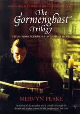 The Gormenghast Trilogy: Titus Groan, Gormenghast, Titus Alone, By Mervyn Peake,
