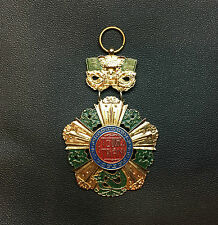 Original National Order of Vietnam 5th Class or Knight Medal - War time era RVN