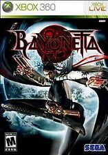 BRAND NEW Sealed Bayonetta  (Xbox 360, 2010)
