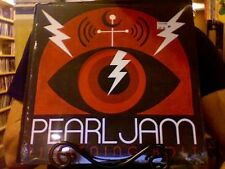 Pearl Jam Lightning Bolt LP sealed vinyl