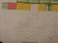 Longarm Machine Quilting Service for your Twin size Quilt Top