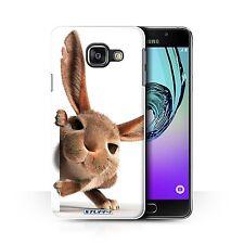Hülle/Case für Samsung Galaxy A3 (2016)/Neugieriges Kaninchen/Lustige Tiere