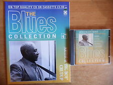 Arthur Big Boy Crudup Rock Me Mama The Blues Collection Orbis CD & Magazine #47
