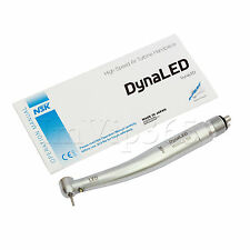 NSK DynaLED M4 Clean Head Mini E Generator Dental Turbine LED Handpiece
