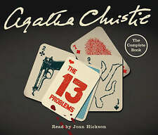 The Thirteen Problems by Agatha Christie (CD-Audio, 2005)