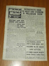 MELODY MAKER 1946 #655 FEB 9 JAZZ SWING JAY KAY GEORGE ELRICK WINSTONE AMBROSE