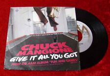 Single Chuck Mangione: Give it all you got (1979)