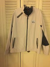 Miller beer MGD 64 Light Jacket Size X-Large GUC