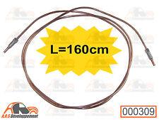 Tuyau frein 8x125 ( L = 160 cms ) - NEUF - Citroen 2cv dyane mehari ami8 - 309 -