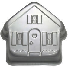 House Cake Tin Pan Novelty Baking Jelly Mould No Reserve BNIB
