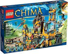 LEGO Chima The Lion CHI Temple #70010 BNIB RARE COLLECTORS ITEM 2013 release #2