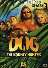 Dog the Bounty Hunter: The Best of Season 3 (2007, DVD NIEUW)