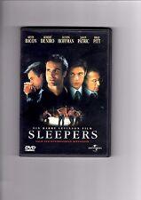Sleepers / Robert De Niro, Brad Pitt, Kevin Bacon / DVD #10107