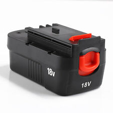 New 18V 2000mAh Battery for Black & Decker HPB18-OPE 244760-00 A1718 FS18BX US