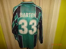 Werder Bremen Puma Langarm Matchworn Trikot 1999/00 + Nr.33 Barten Gr.L