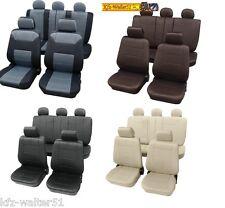 Für VW Beetle Autositzbezüge Sitzbezüge Dakar braun grau beige anthrazit