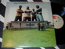 THE CRUSADERS Unsung Heros Blue Thumb Records LP Jazz Fusion Soul Recorded  1973