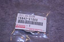15643-31050 Oil Filter Housing Cap Drain Plug - Genuine Toyota Part