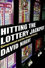 HITTING THE LOTTERY JACKPOT NEW PAPERBACK BOOK