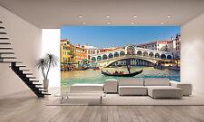 Rialto Bridge in Venice Wall Mural Photo Wallpaper GIANT DECOR Paper Poster