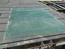MILITARY SURPLUS  TENT SCREEN REPAIR SECTION...ABOUT 3FT BY 3FT COLOR GREEN ARMY
