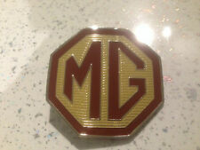 Mg ANTERIORE o POSTERIORE griglia Badge MG TF 70 dat000551