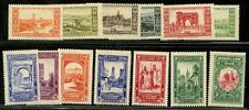 France Cols. ALGERIA 1930 Centenary set 13 MINT faults