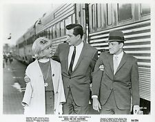 ROCK HUDSON DORIS DAY TONY RANDALL SEND ME NO FLOWERS 1964 VINTAGE PHOTO N°8
