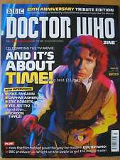 Dr Doctor Who magazine April 2016 issue 497 Paul McGann Eric Roberts Yee Jee Tso