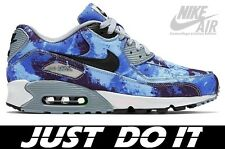 NIKE Air Max 90 Blau Jeans Camouflage - Limited Edition - Gr.42 NEU NP189,90€