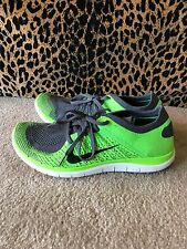 Men's Nike Free Flyknit 4.0 631053 003 Running Shoes VNDS Size 10.5