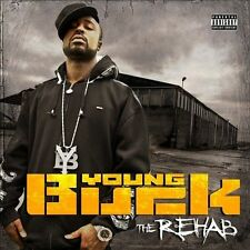 YOUNG BUCK - The Rehab [PA] rap/hip-hop CD
