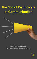 The Social Psychology of Communication by Palgrave Macmillan (Paperback, 2011)