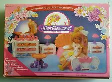 Lady Lovelylocks Lady Lockenlicht Bedroom Set NIB NEW 1987