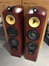 Bowers & Wilkins B&W Nautilus 803S Speaker Near Mint with Original Box & Manual