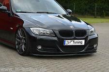 SONDERAKTION Spoilerschwert Frontspoilerlippe ABS für BMW E90 E91 3er FL mit ABE