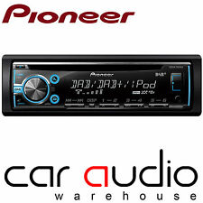 Pioneer DEH-X6700DAB DAB + USB CD MP3 AUX Car Stereo Player Multi Colour Display
