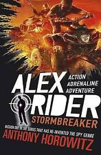 Alex Rider - Stormbreaker  By Anthony Horowitz - New