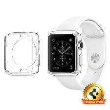 [Spigen Factory Outlet] Apple Watch Case Liquid Crystal 42mm Crystal Clear