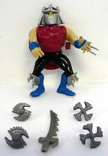"TEENAGE MUTANT NINJA TURTLES SLICE N DICE SHREDDER Playmates 5"" Figure 1990"