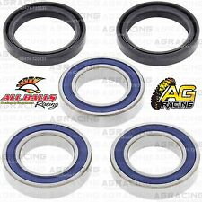All Balls Rear Wheel Bearings & Seals Kit For Yamaha YZ 250F 2012 Motocross