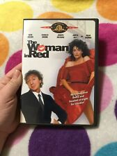 The Woman in Red (DVD, Widescreen and Full Frame) •MINT DISC• Gene Wilder.