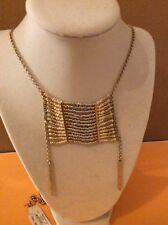 Lucky Brand Gold-Tone Beaded Pendant Necklace NWT $55 #272 (9)